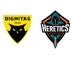 прогноз Team Dignitas – Team Heretics фото