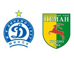 прогноз Динамо Минск – Неман фото