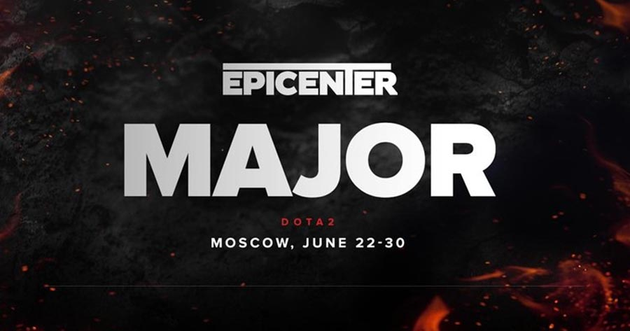 Epicenter-major фото
