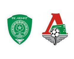 Ахмат – Локомотив фото