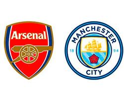 прогноз Арсенал – Манчестер Сити фото