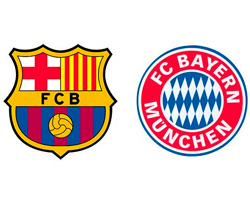 прогноз Барселона - Бавария фото