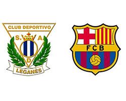 картинка Леганес – Барселона прогноз