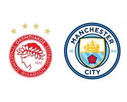 Олимпиакос – Манчестер Сити фото