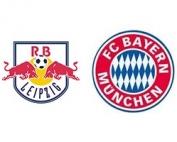 Футбол кубок Германии, РБ Лейпциг - Бавария