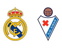 прогноз Реал Мадрид - Эйбар фото