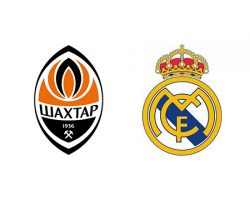 Шахтер Донецк — Реал Мадрид фото