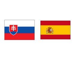 фото Словакия – Испания