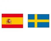 Испания – Швеция. Футбол, Чемпионат Европы