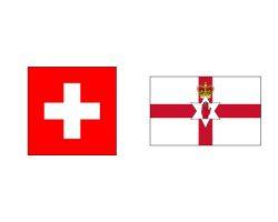 фото Швейцария – Северная Ирландия