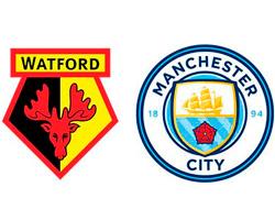 прогноз Уотфорд — Манчестер Сити фото