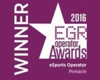 Победитель EGR Awards 2016