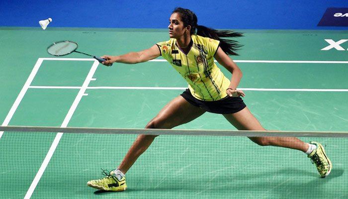 India Badminton 2016 PV Sindhu