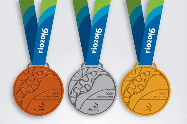 Медали Rio 2016