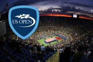 Корт US Open
