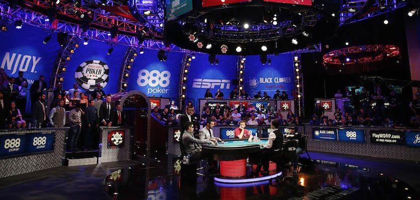 Чемпионат по покеру в Лас-Вегасе