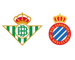 Реал Бетис — Эспаньол. Футбол, Испанская Примера