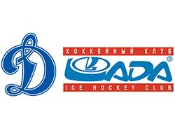 Хоккей. КХЛ. Динамо М — Лада