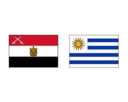 Египет – Уругвай. Футбол, Чемпионат Мира