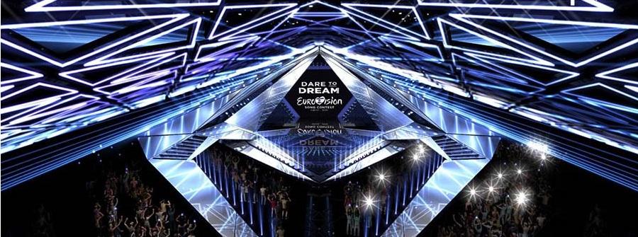Песенный конкурс Евровидение 2017 в Киеве