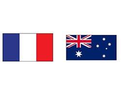 Франция – Австралия. Футбол, Чемпионат Мира