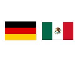 Германия – Мексика. Футбол, Чемпионат Мира