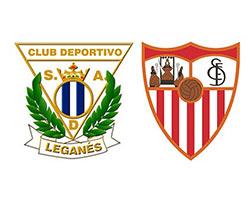Леганес — Севилья. Футбол, Испанская Примера