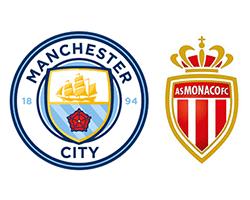 Футбол Лига Чемпионов, Манчестер Сити - Монако