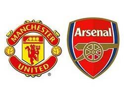 Манчестер Юнайтед - Арсенал. Футбол, АПЛ