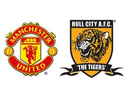 Футбол АПЛ, Манчестер Юнайтед – Халл Сити
