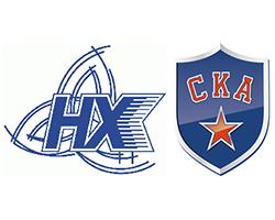 Хоккей. КХЛ. Нефтехимик - СКА