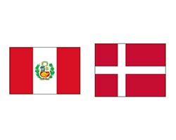 Перу – Дания. Футбол, Чемпионат Мира