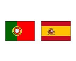 Португалия – Испания. Футбол, Чемпионат Мира