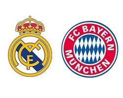 Реал Мадрид – Бавария. Футбол, Лига Чемпионов