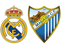 Футбол. Ла Лига. Реал Мадрид - Малага