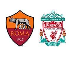 Рома - Ливерпуль. Футбол, Лига Чемпионов