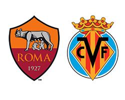 Футбол Лига Европы, Рома - Вильярреал