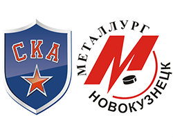 Хоккей. КХЛ. СКА – Металлург Нк