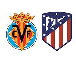 Вильяреал — Атлетико Мадрид. Футбол, Испанская Примера