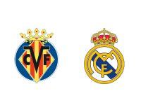 Вильярреал – Реал Мадрид. Футбол, Чемпионат Испании