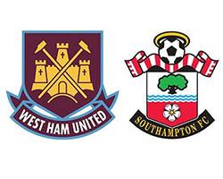 Вест Хэм Юнайтед - Саутгемптон. Футбол, АПЛ