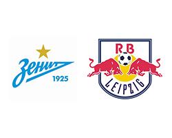 Зенит — РБ Лейпциг. Футбол, Лига Европы УЕФА
